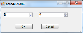 SQLBackup - Schedule